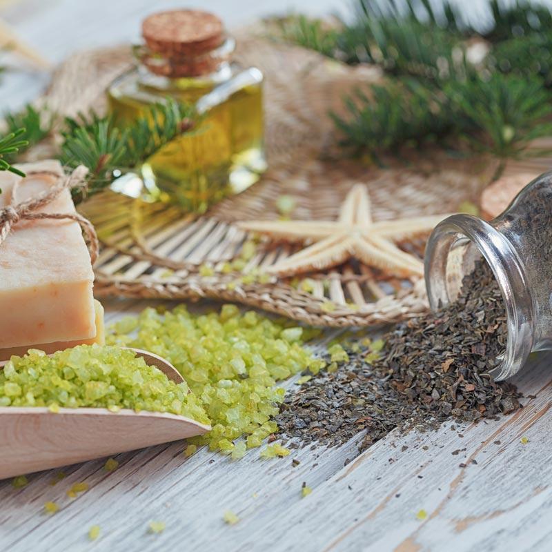 Spray amincissant aux extraits d'Algue