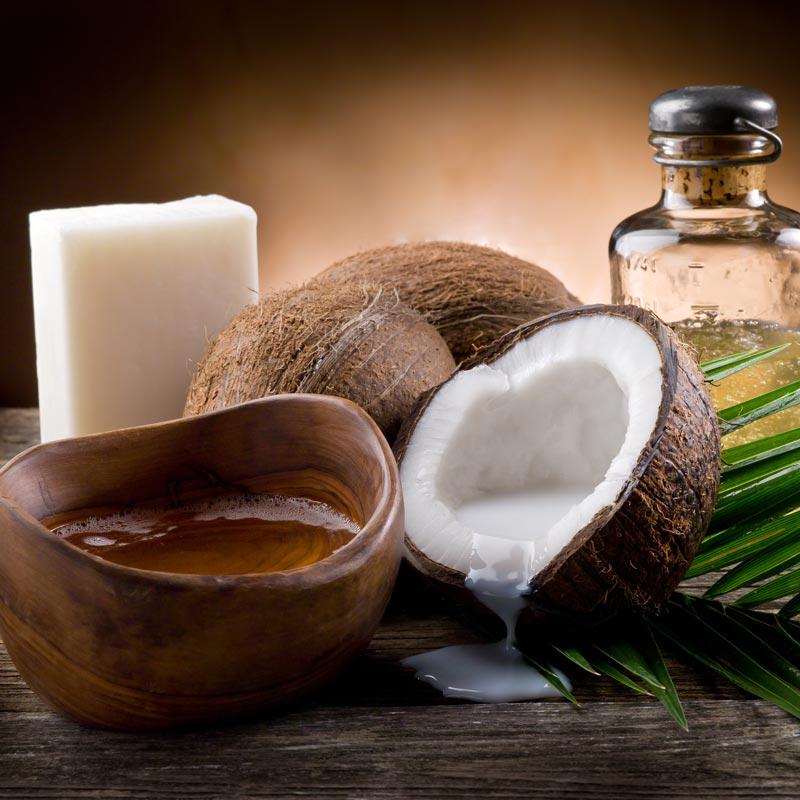 Sérum pointes sèches à l'huile de Coco Bio