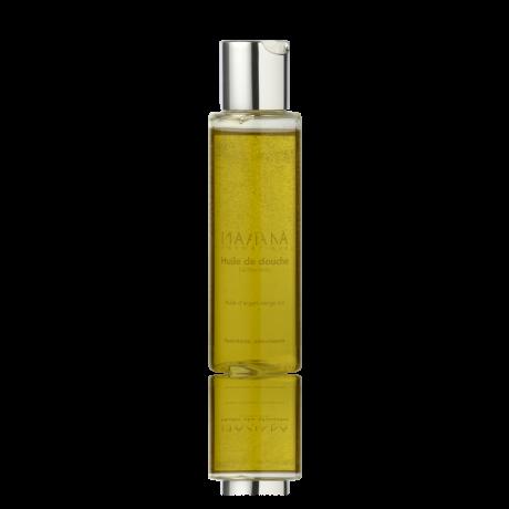 Huile de douche à l'huile d'Argan