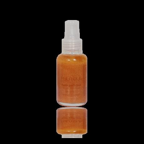 huile pailletée bio à l'huile d'Argan bio